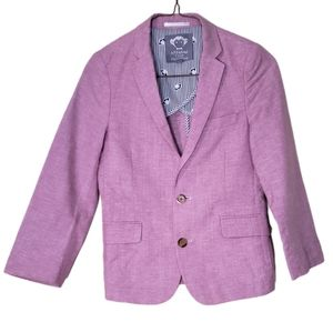 Appaman Raspberry Mod Suit Blazer - Men's